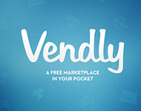 UI/UX for Vendly