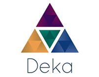 Student Project: Deka Rebrand