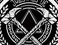 "T-Shirt design: ""Jaguares de Sudamerica"" - BajoxtierrA"