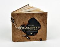 Typography & Book Binding | Frankenstein