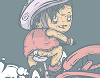 Tu mama en Bicicleta