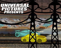 Fast Five Title Sequence