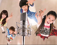 Head & Shoulders - Glee (Integrated Digital Campaign)