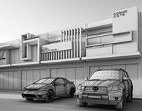 Shop-houses Concept