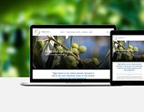 Cibus Fund - Website Design