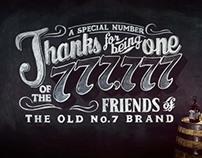 777,777 FRIENDS