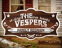 The Vespers | Branding, Logo