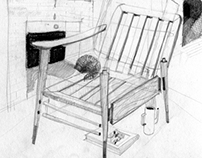 Sketches - objects & spaces