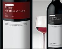 Panizzi Wine Label
