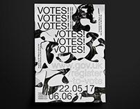 Register to Vote - UK Election 2017