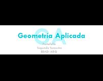 Geometría Aplicada: Portafolio
