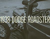 1938 Dodge Roadster