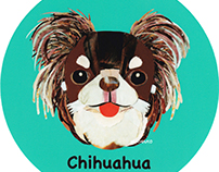 038 | Chihuahua (Chocolate)