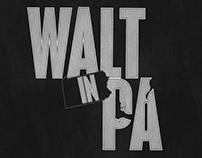 Walt In PA Logo