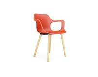Free 3D Model: Hal Chair by Vitra
