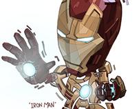 Iron man - Mark 42.