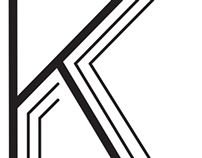 school project: custom typography