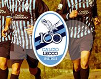 CALCIO LECCO 1912-2012 ~ Century Season