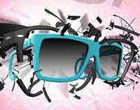 Sunglasses gum - Al e Ro design