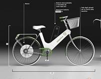 Eco Bike Design Contest 2012 - MENZIONE SPECIALE