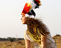 Native Indian Princess