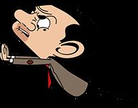 Mr.Bean-Cartoon Network Case Study