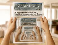 Zero Hora - 3D Newspaper