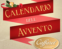 Caffarel: Calendario dell'Avvento - Natale 2011