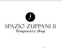 Zuppani Temporary shop Logo