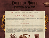Corte do Norte - Steampunk Website