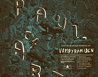 Vampyramiden Album cover etc.