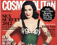 Cosmopolitan India December 2012
