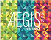 Aegis 2013 posters