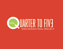 school project: Quarter to Five