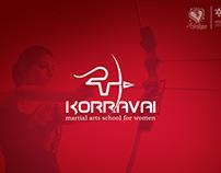 Korravai Brand Identity | Martial Arts School Branding