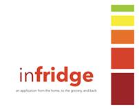 school project: InFridge