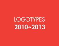 logotypes 2010-2013
