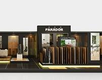 Parador Booth