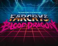 Far Cry 3 Blood Dragon website