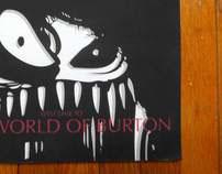 Tim Burton, The Artist Book