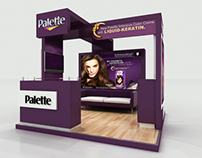 Palette Activation Booth