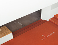 The Learning Station CROSSLIGHT - Signage & Identity