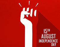 15th August Independence Day Artwork for SVF