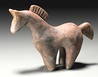 Animal Design for 100 Horses