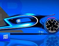 Bugatti Concept Bike Challenge - PART 4