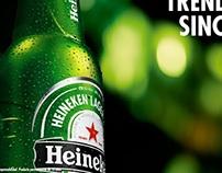 Heineken Credentials