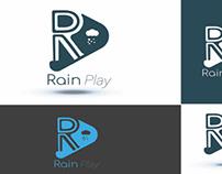 Rain Play logo icon