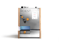 ROEST Coffee Roaster | Animation