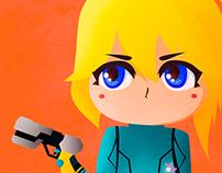 Zero Suit Chibi