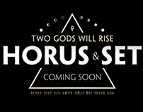 Horus & Set Announcement